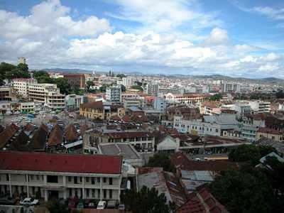 Antananarivo Car Hire