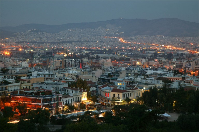 Athens Car Hire