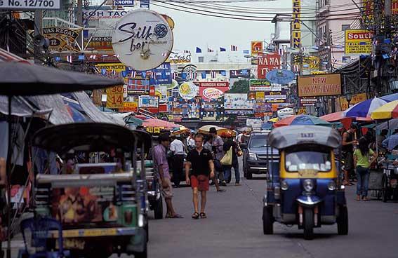 Bangkok Car Hire