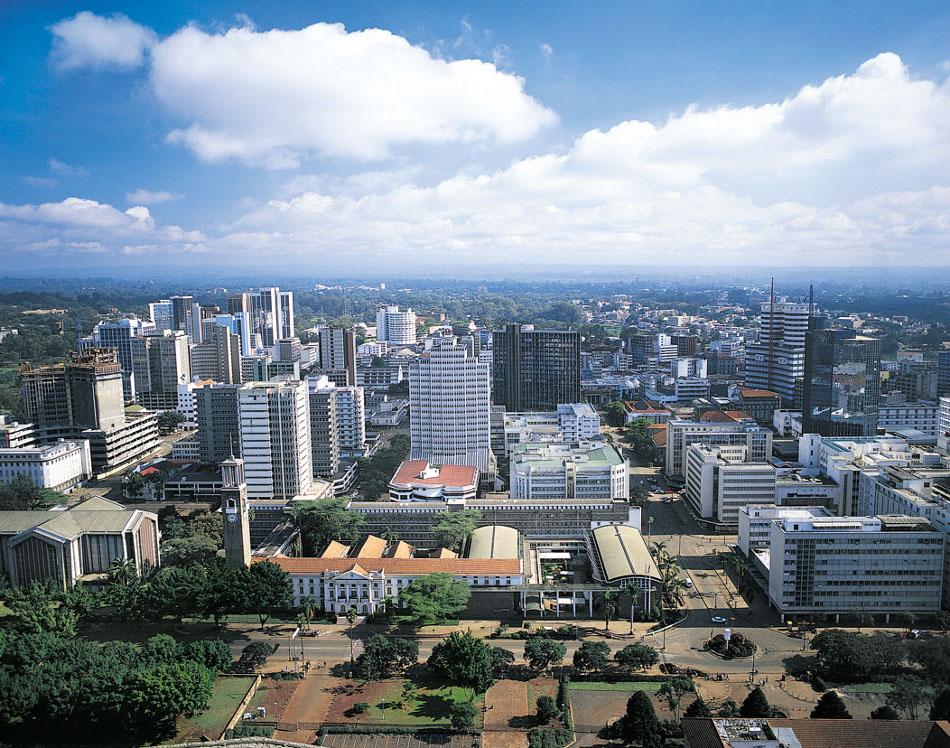 NAIROBI Car Hire
