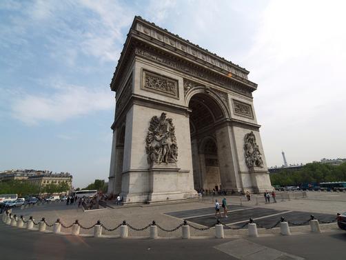 Paris Car Hire
