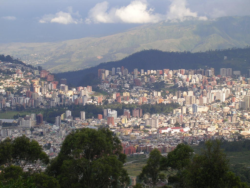 Quito Car Hire