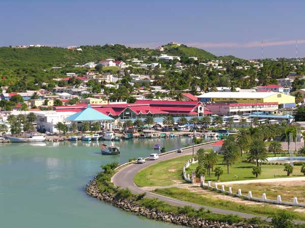 ST JOHNS AIRPORT ANTIGUA Car Hire