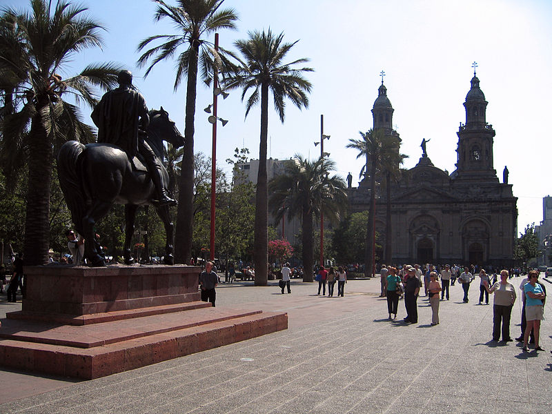 SANTIAGO Car Hire