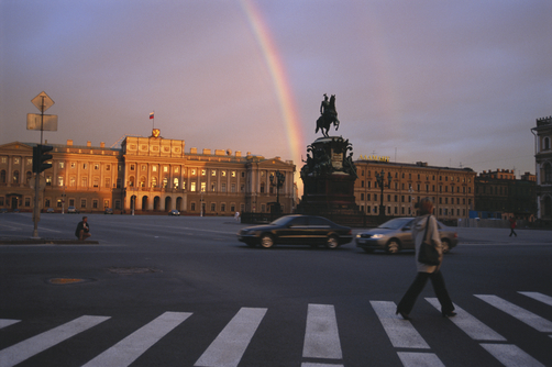ST PETERSBURG Car Hire