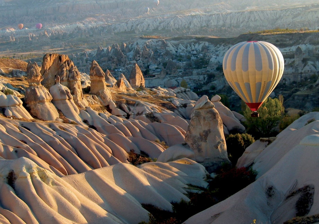Travel Destinations for this August – Cappadocia, Turkey