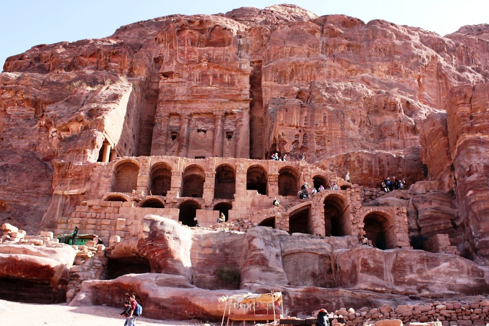 Travel Destinations for this August: Petra, Amman