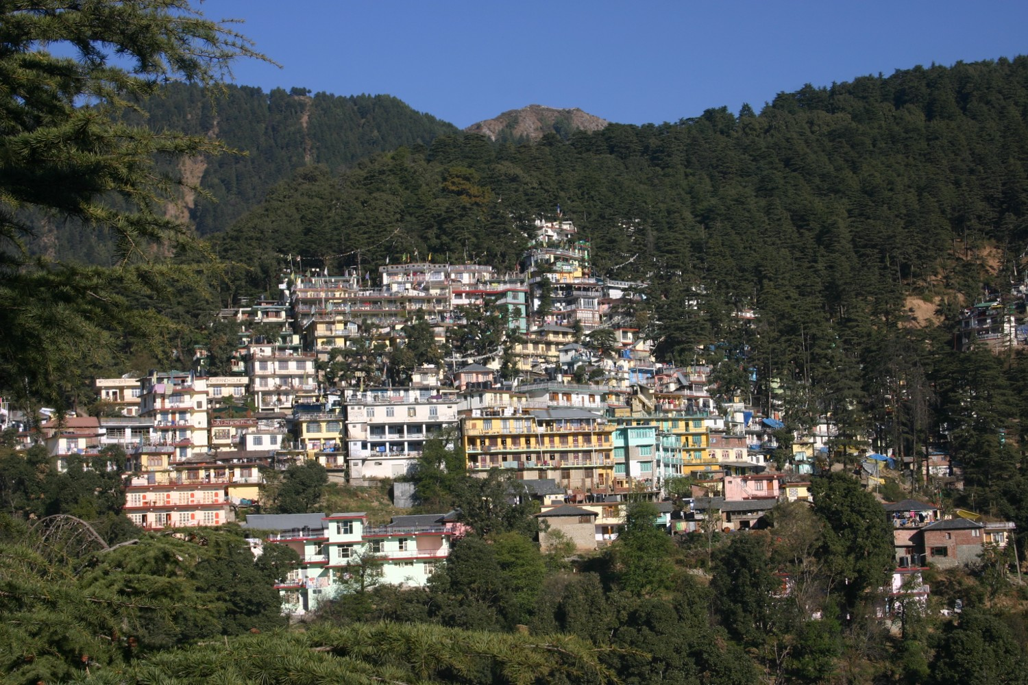 Travel Destinations for this August – Dharamshala, India