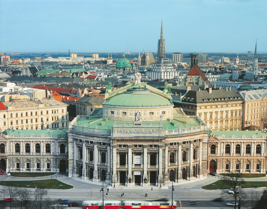 Vienna &#8211; A great piece of history
