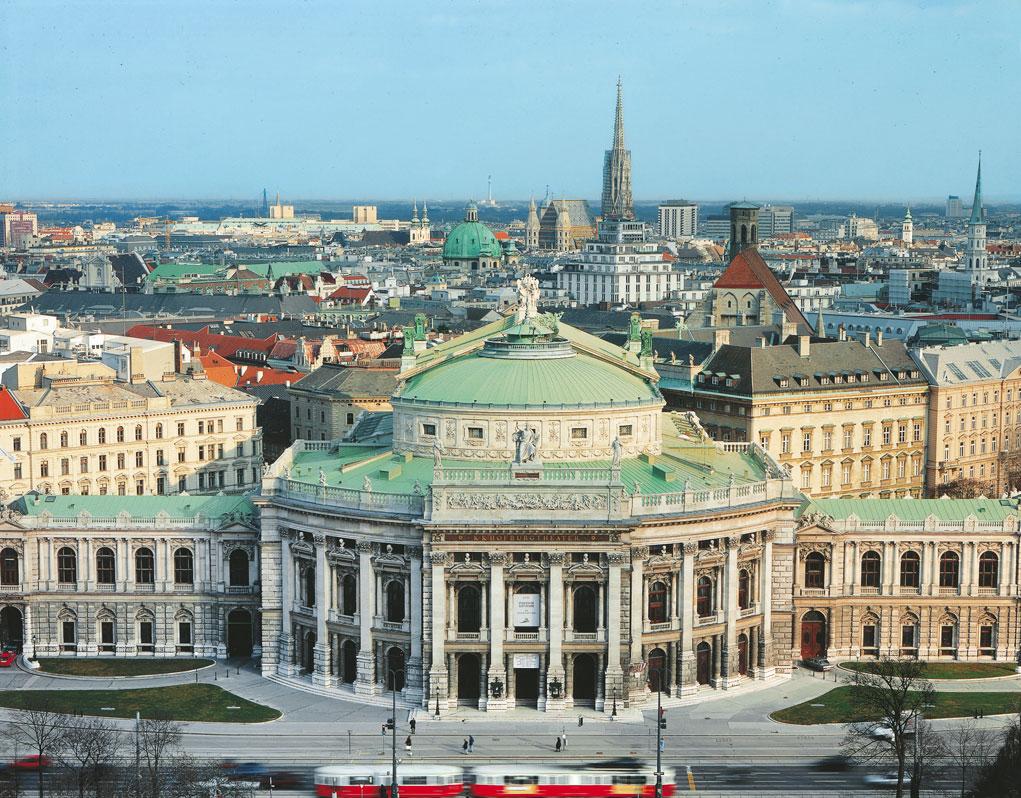 Vienna history video search engine at Vibeline