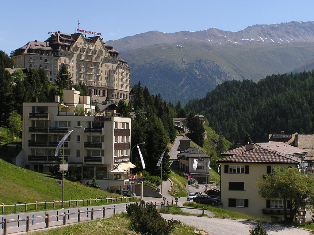 December Holiday Destinations – St. Moritz
