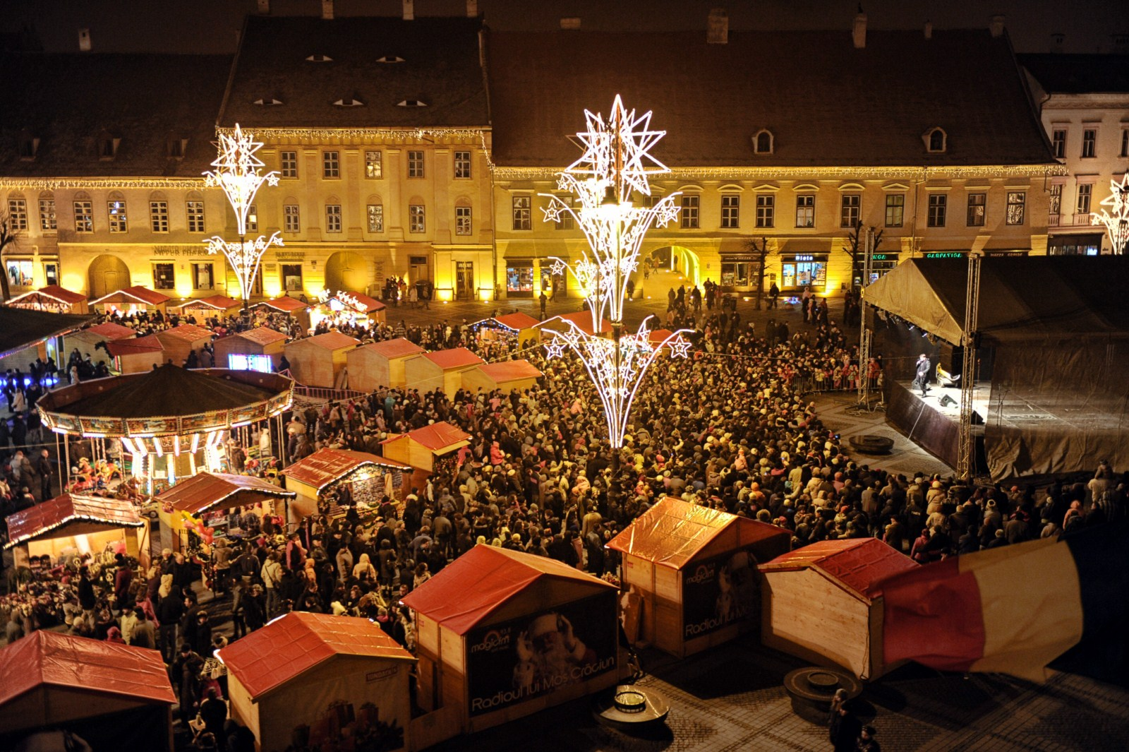 The Sibiu Christmas Market
