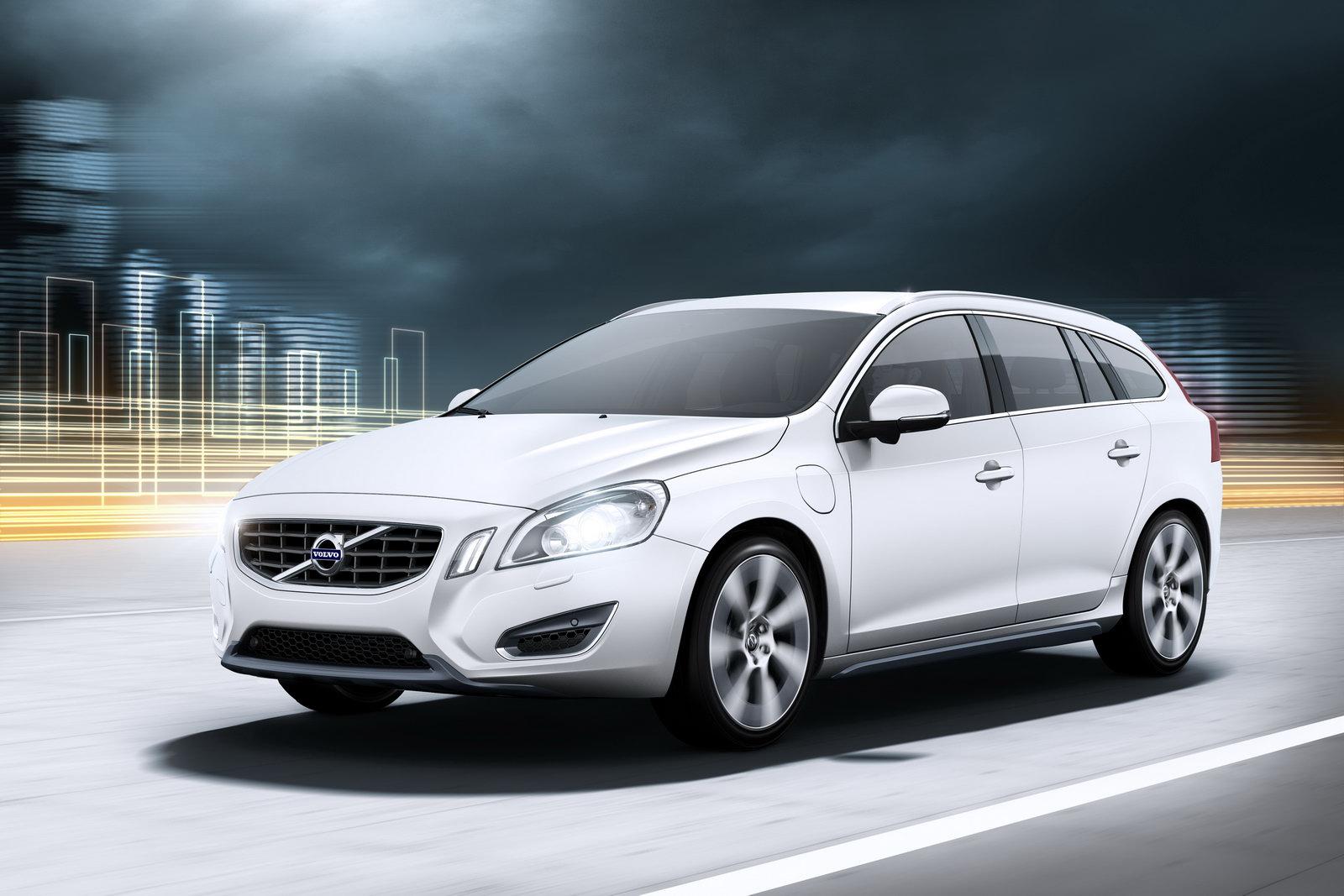 Volvo's new V60 Plug-in Hybrid