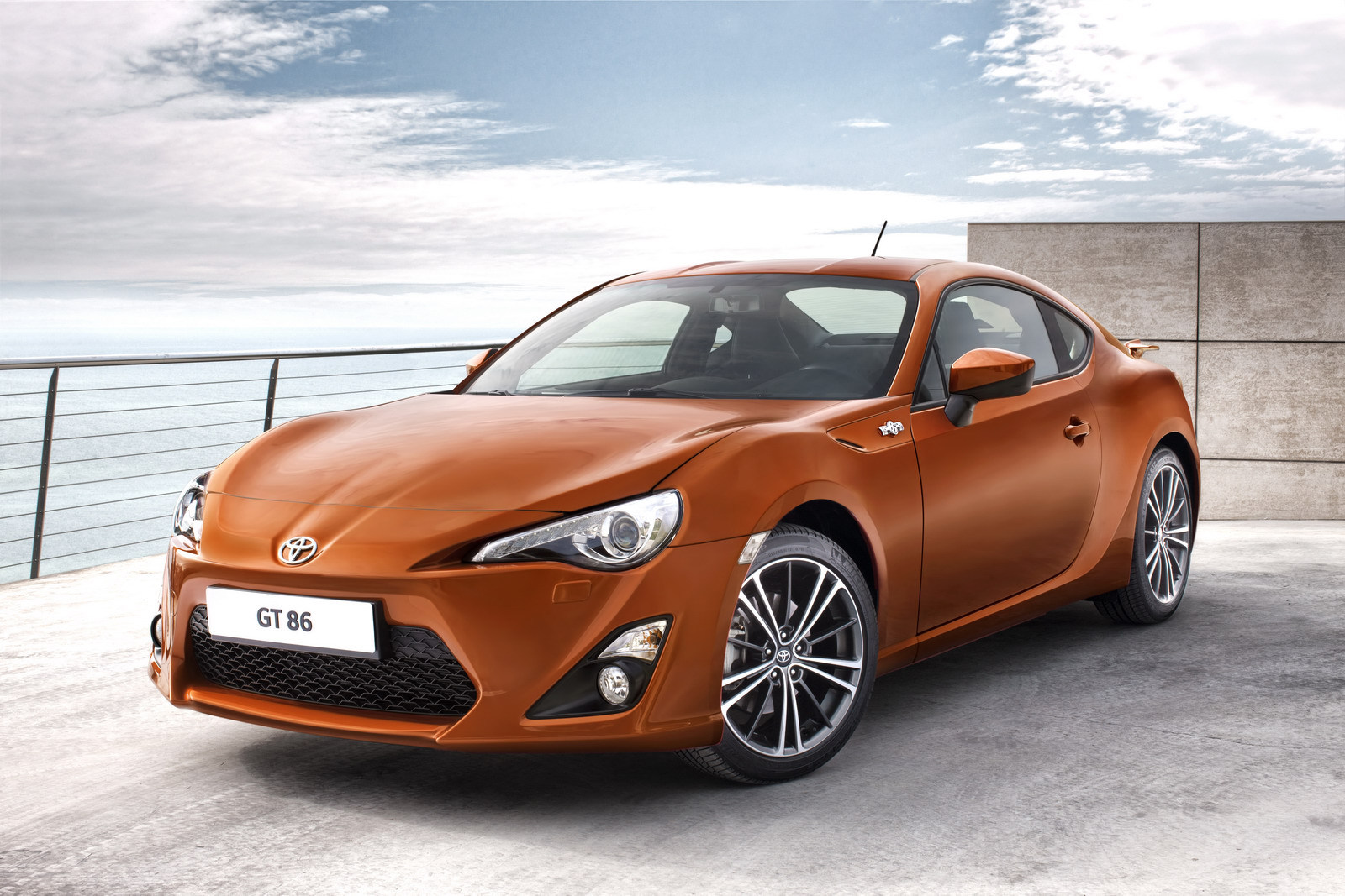 The Toyota GT86