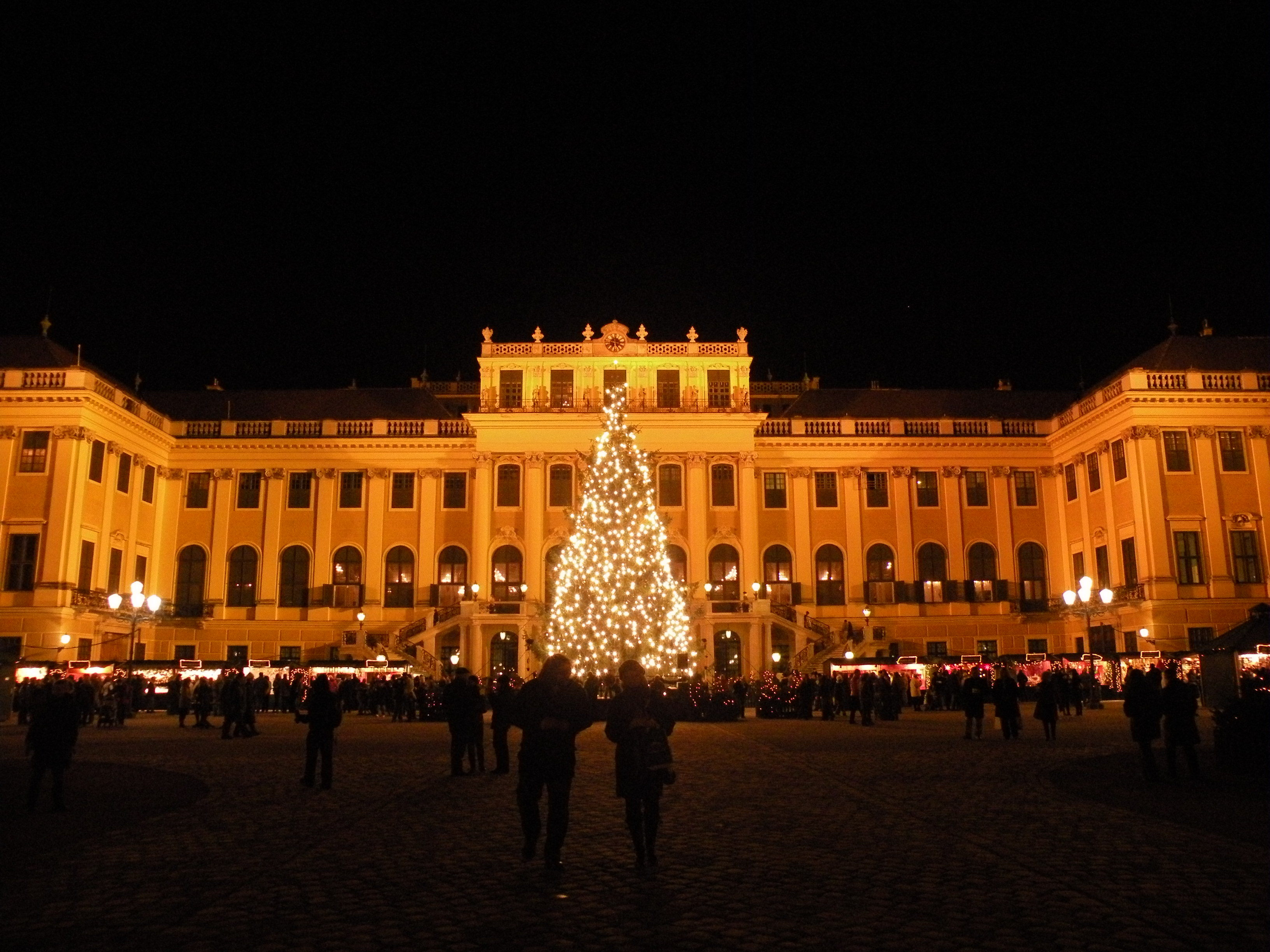 The Vienna Christmas Market 2011