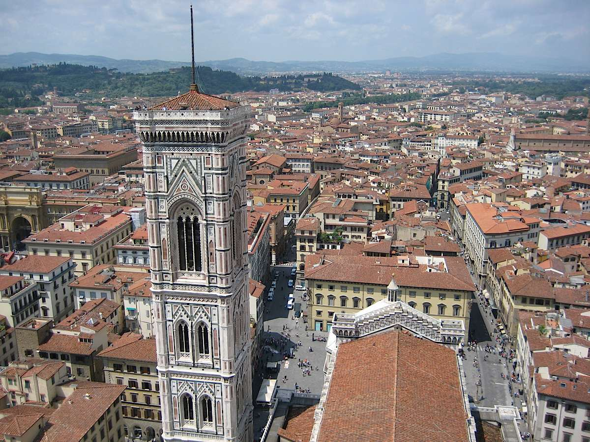Places to visit in 2012 – Florence, Italy