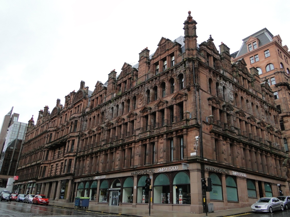 Places to visit in 2012 – Glasgow, Scotland