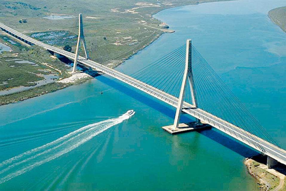 Information about the road tolls on Algarve A22 motorway & prices