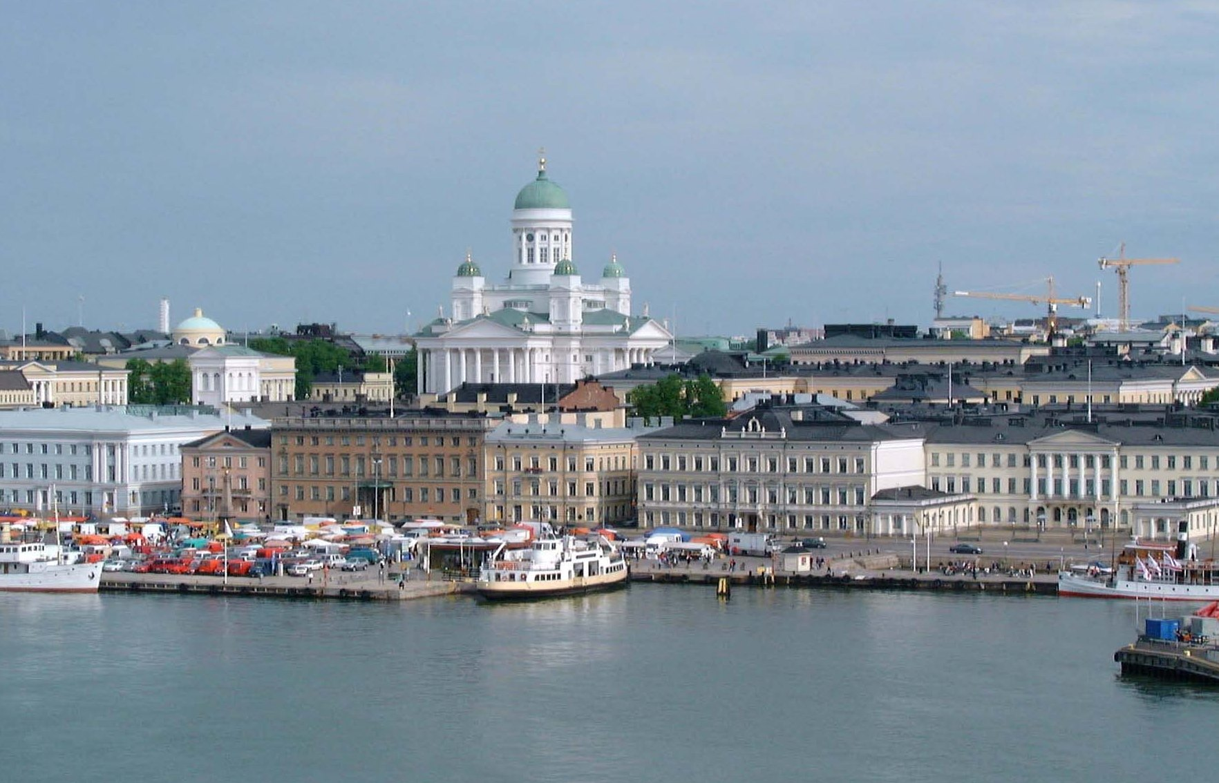 Places to visit in 2012 – Helsinki, Finland
