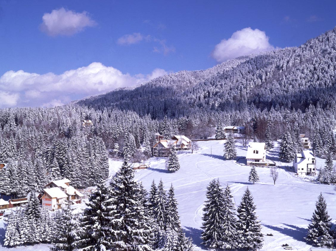 Great skiing locations in Eastern Europe