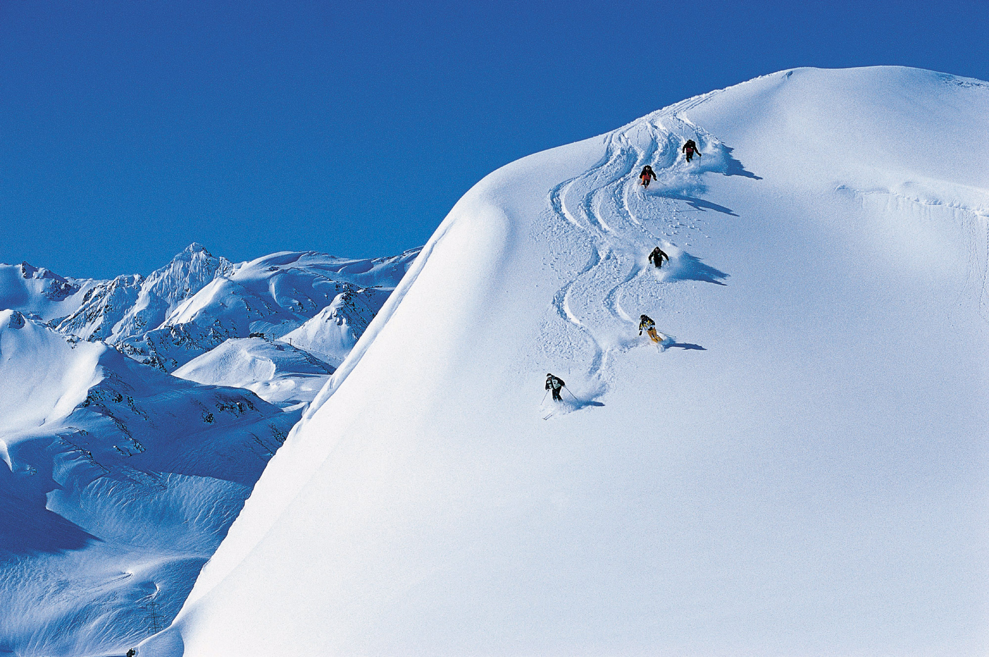 Top skiing destinations from around the world