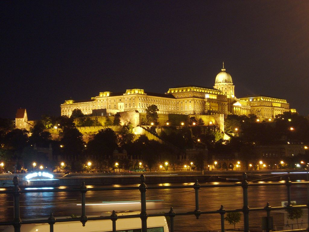 Budapest landmarks