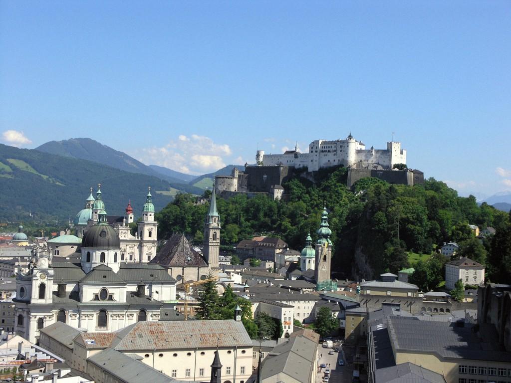 Austria's castles