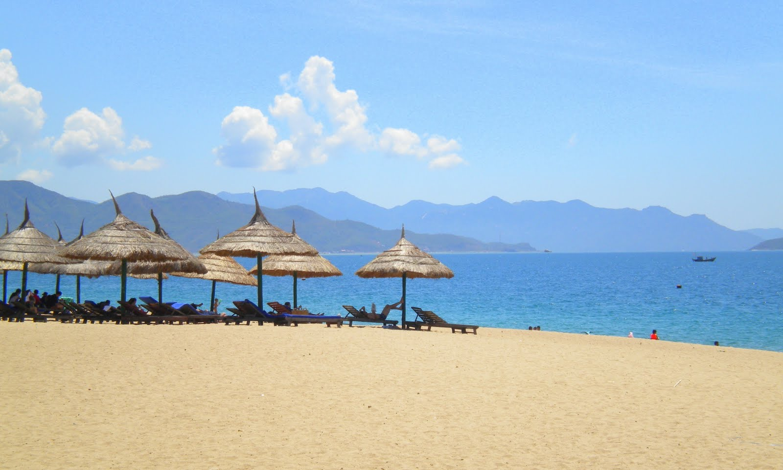 A short description of Vietnamese beaches