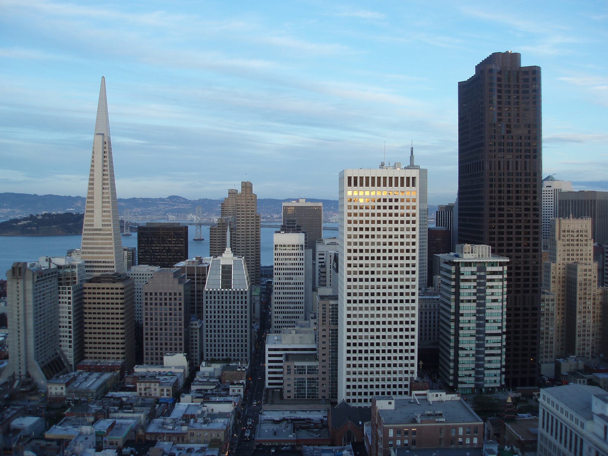 A quick look at San Francisco