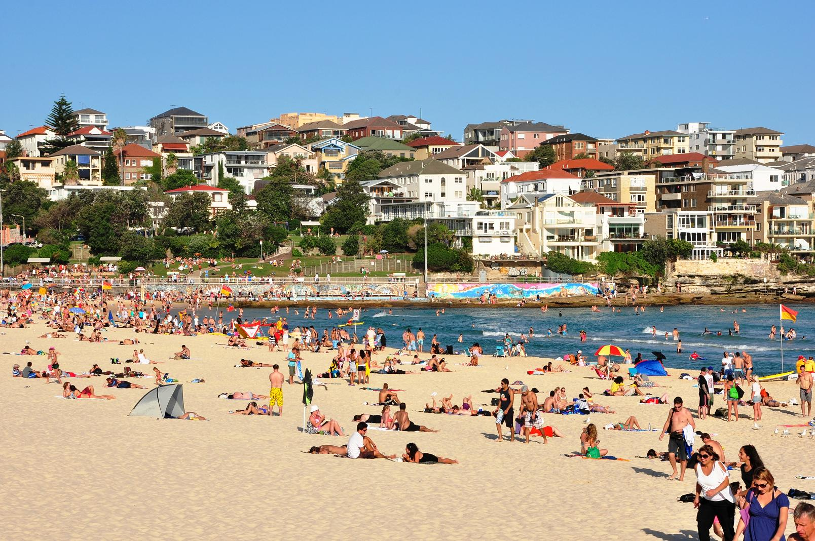 Sydney and its beaches