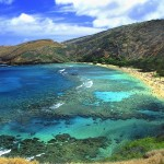 Hawaii, Oaku Island, Hanauma Bay