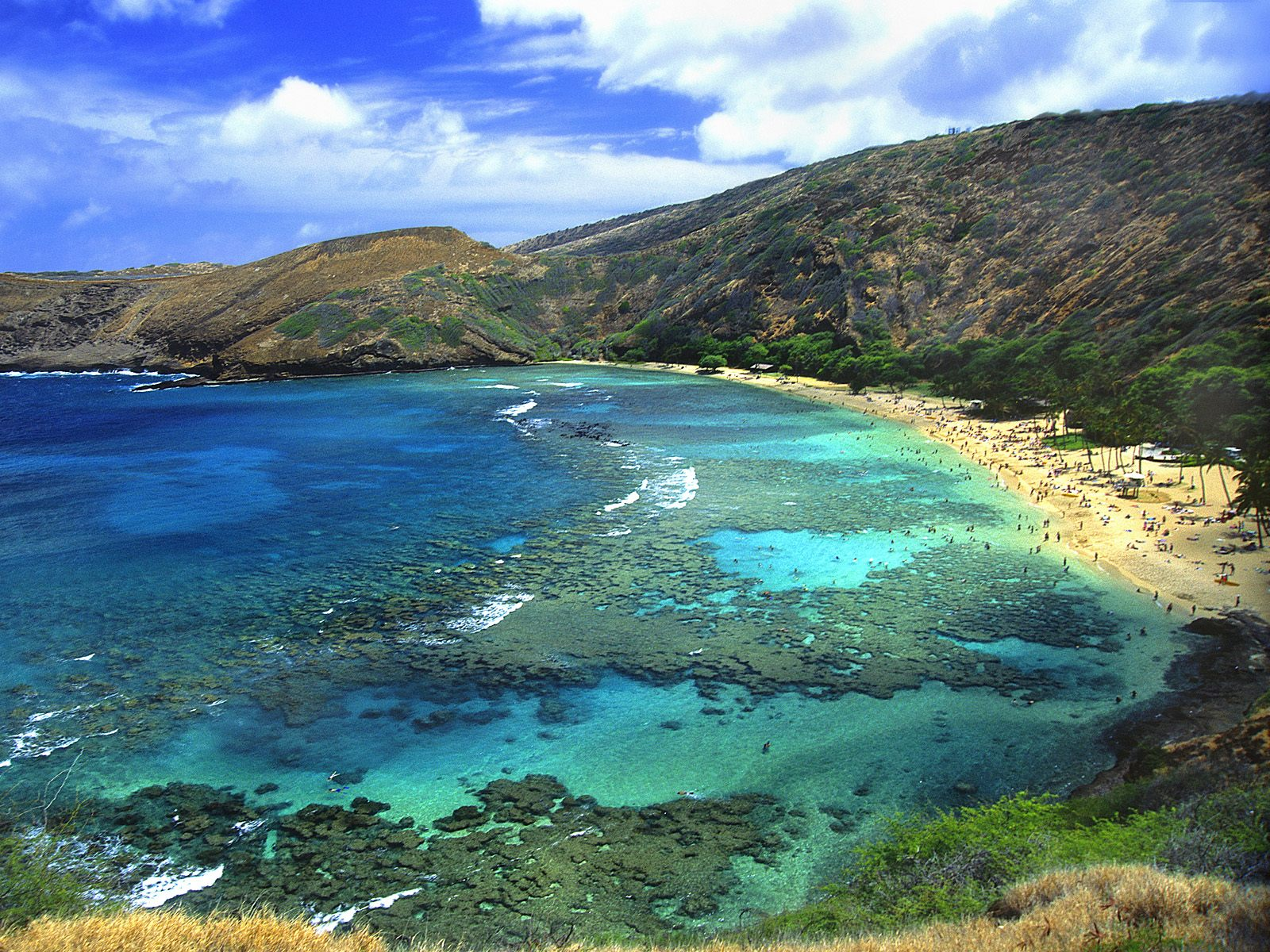 A few things about the main Hawaiian islands