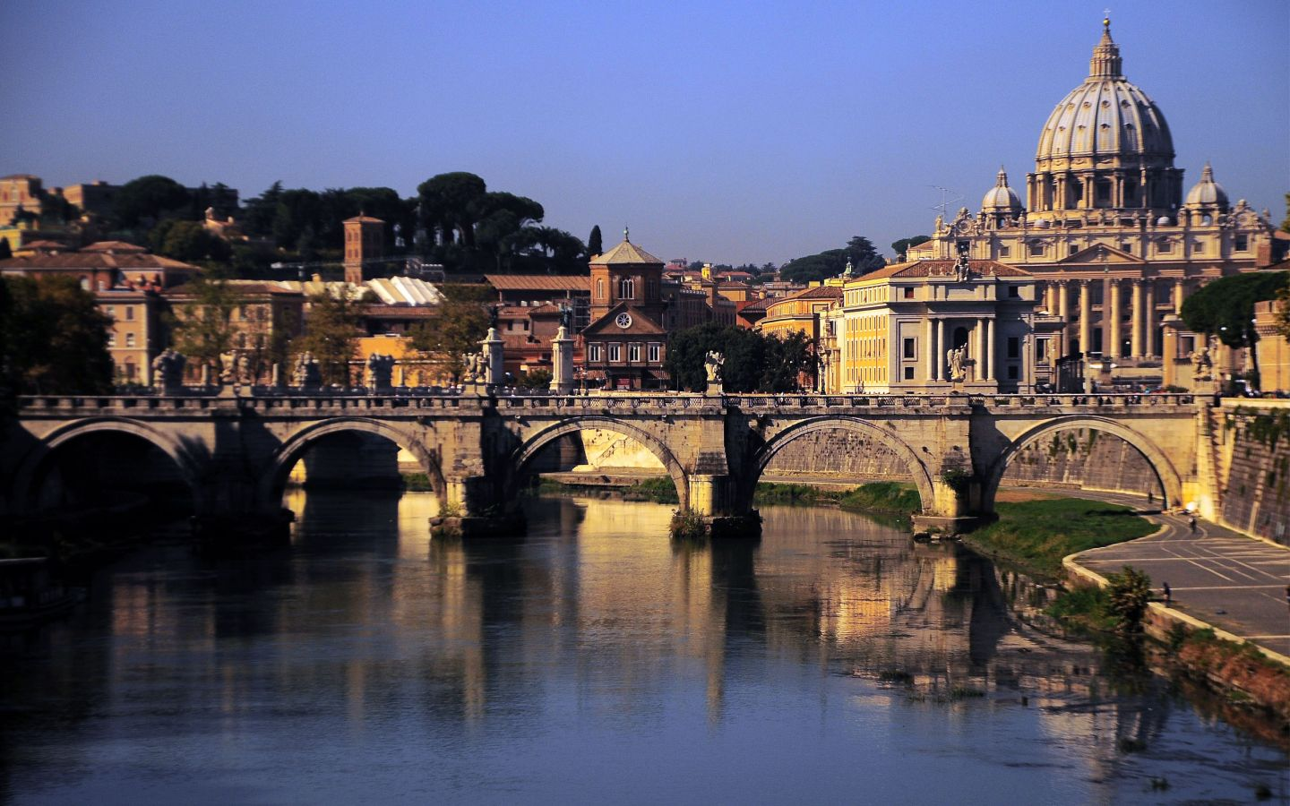 Rome &#8211; How eternal is the Eternal City?