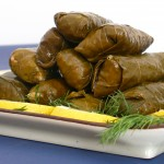 Stuffed grape leaves - Sarma