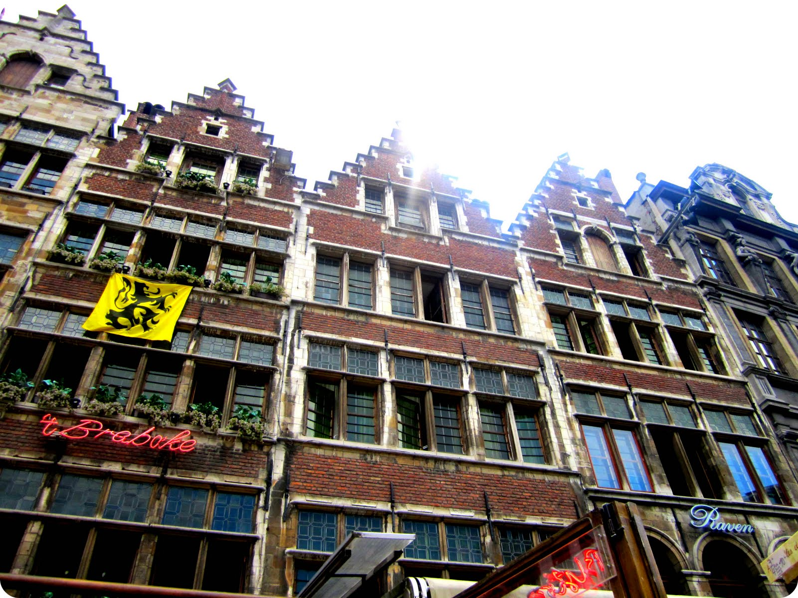 Antwerp, Belgium – Diamonds are just a part of its charm