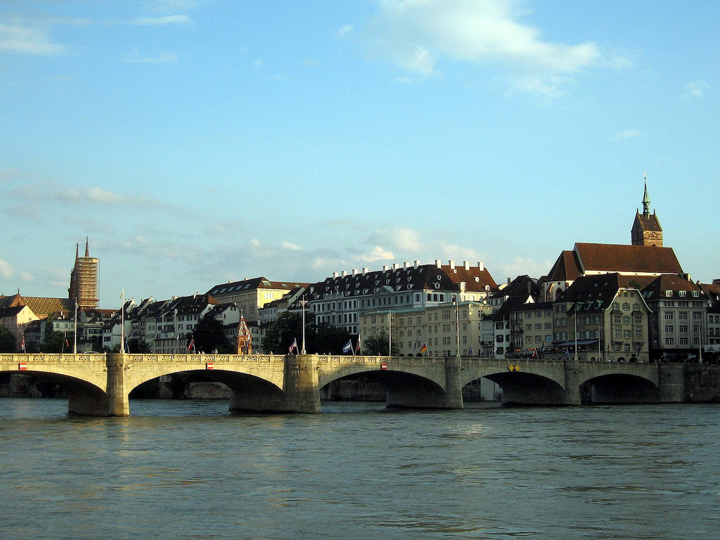 Basel, an underrated Switzerland tourist destination