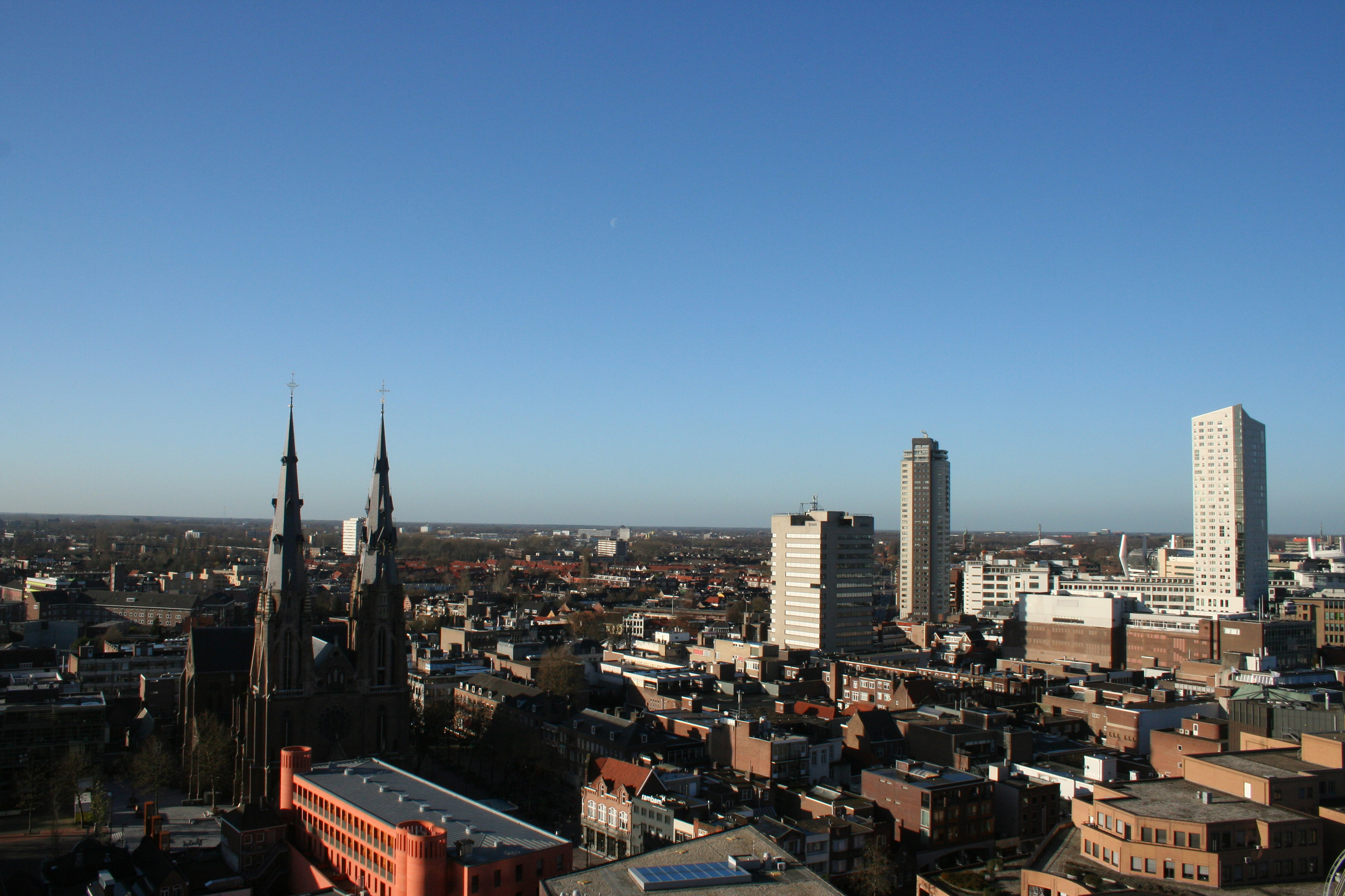 Eindhoven &#8211; Industrial, cosmopolitan and tech savvy