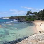 Maui, A beach