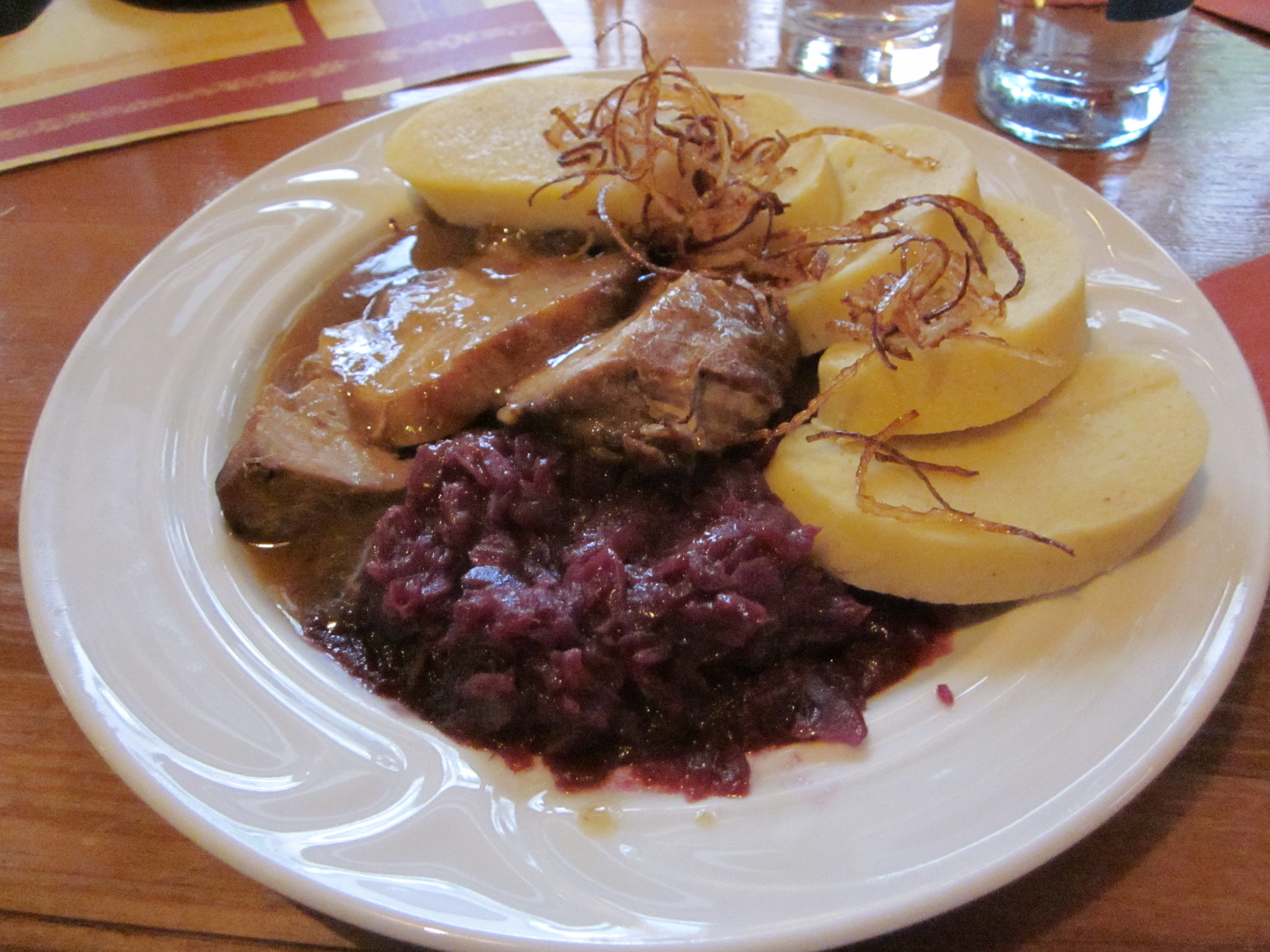 Czech Republic traditional cuisine