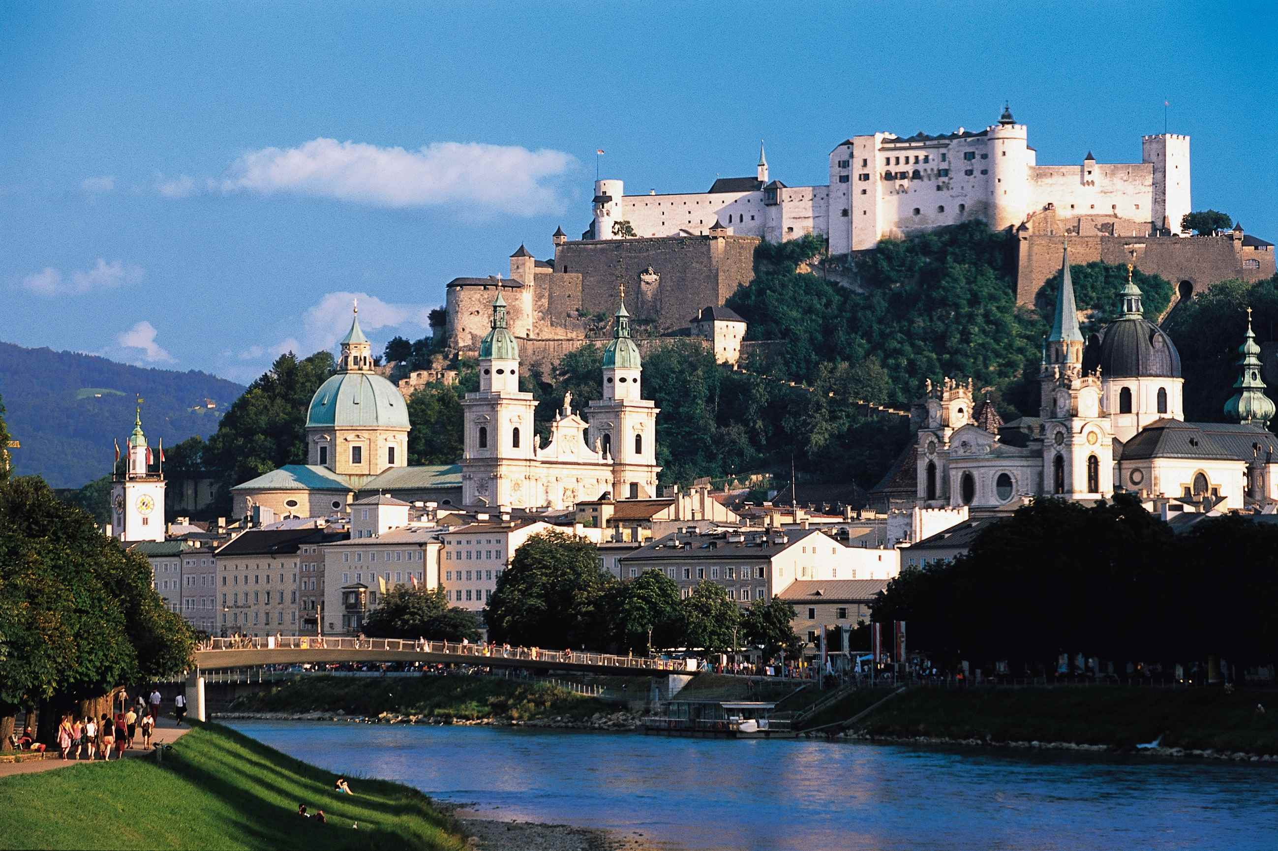 Salzburg, Austria &#8211; A city of culture and music