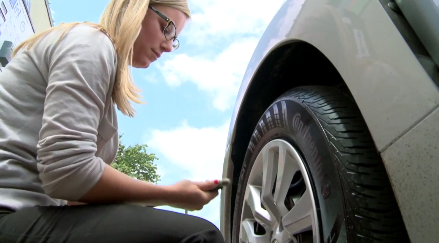 Nissan is taking the pressure off proper tire pressure