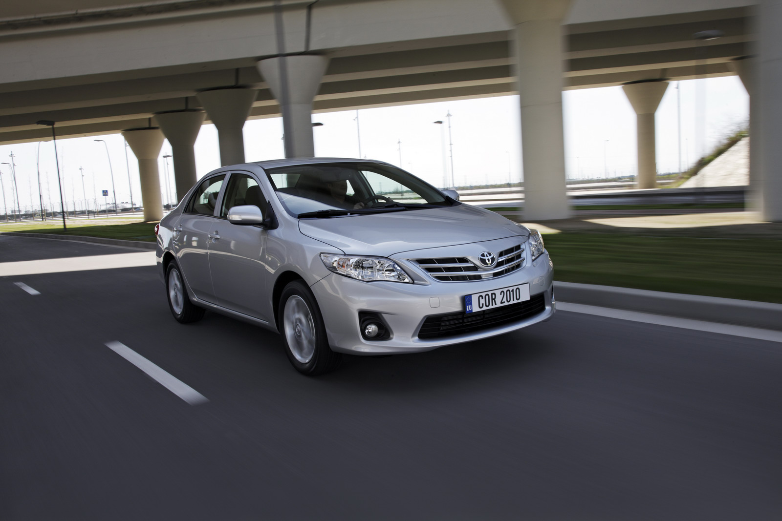 The new Toyota Corolla features for the Japanese market