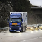 Volvo SARTRE project