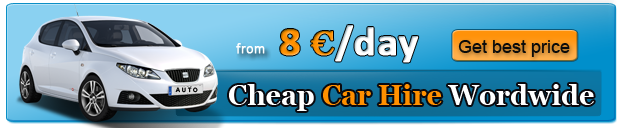 Cheap Car Hire Worldwide