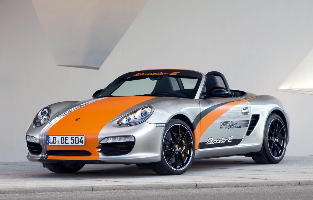 Porsche Boxter diesel rumors