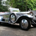 Rolls Royce Silver Ghost
