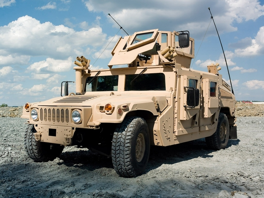 What will replace the Humvee?