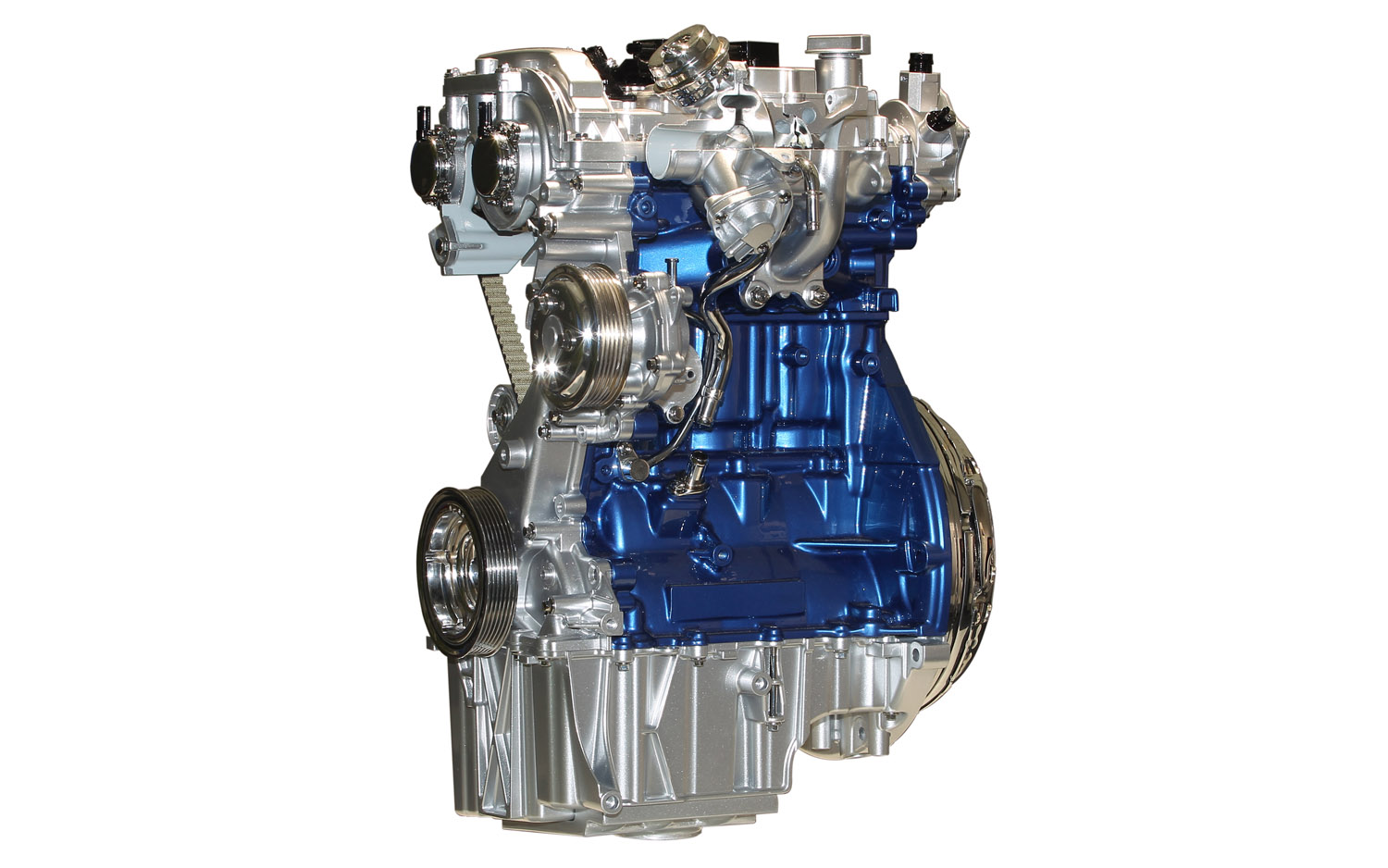 Ford takes the award for 2012 Engine of the Year