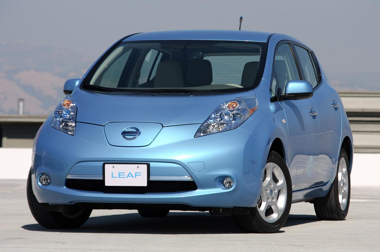 Nissan's future EV plans