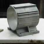 Aluminium Electric Motor Shell